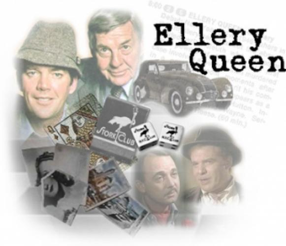 Ellery Queen next episode air date poster
