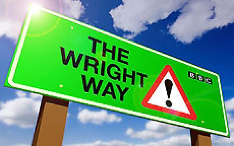 The Wright Way next episode air date poster