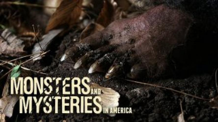 Monsters and Mysteries in America next episode air date poster