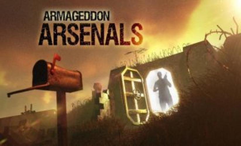 Armageddon Arsenals next episode air date poster