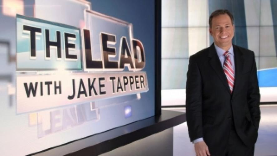 The Lead with Jake Tapper next episode air date poster