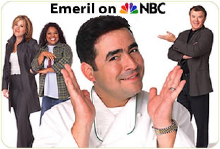 Emeril next episode air date poster