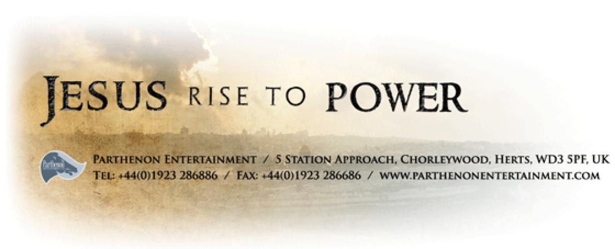 Jesus: Rise to Power next episode air date poster