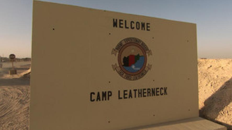 Camp Leatherneck: Helmand Province next episode air date poster