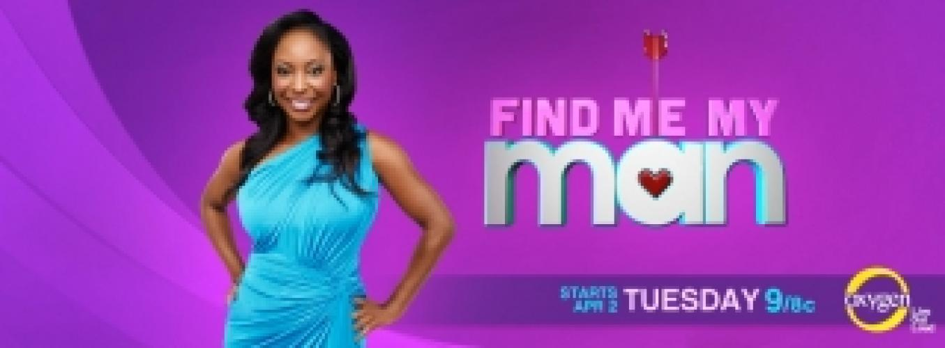 Find Me My Man next episode air date poster
