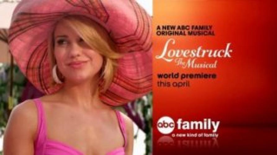 Lovestruck: The Musical next episode air date poster