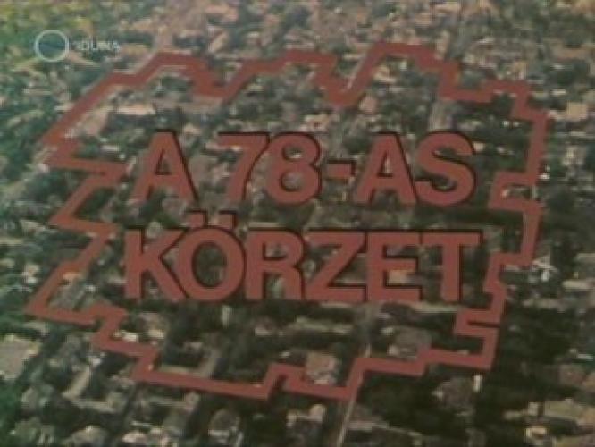A 78-as körzet next episode air date poster