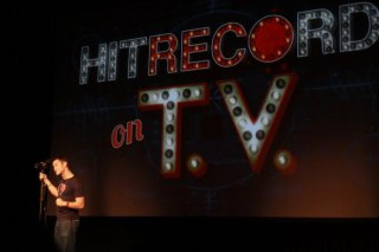 HitRECord on TV! next episode air date poster