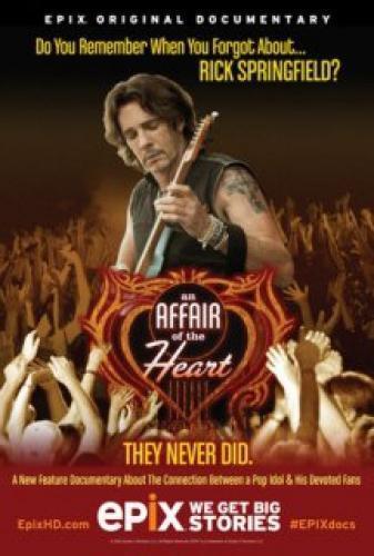 An Affair of the Heart: Rick Springfield next episode air date poster