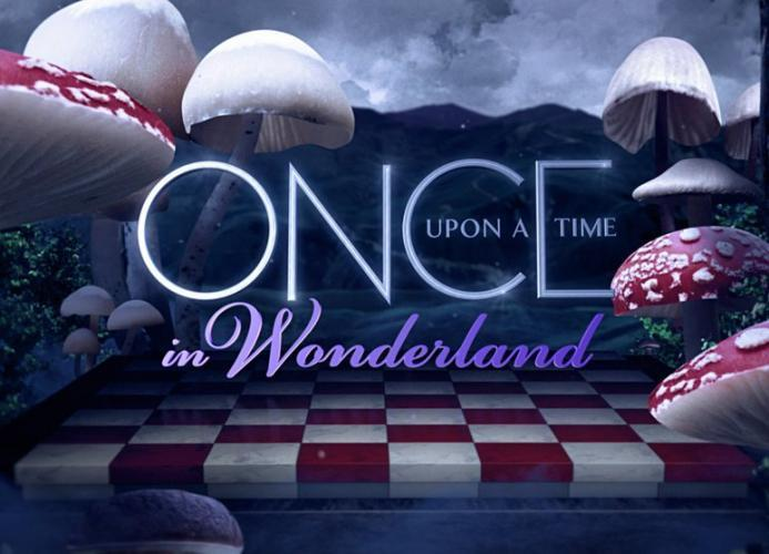 Once Upon a Time in Wonderland next episode air date poster