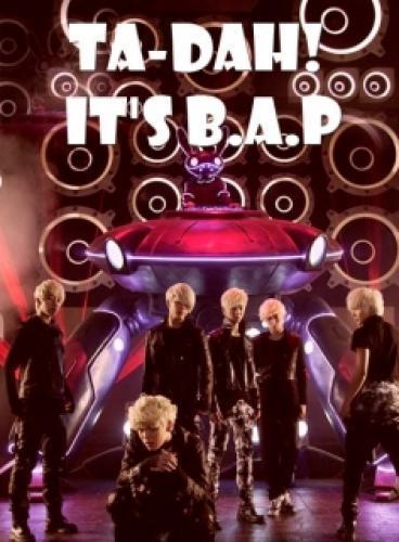 Ta-Dah! It's B.A.P next episode air date poster