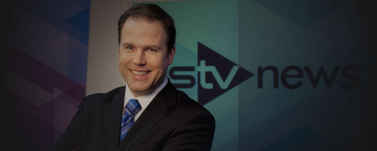 STV News Glasgow next episode air date poster
