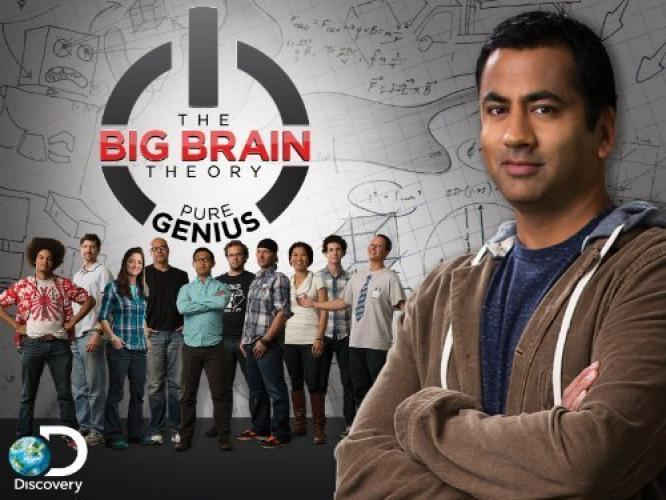 The Big Brain Theory: Pure Genius next episode air date poster