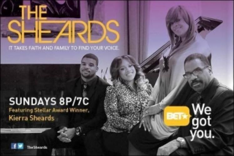 The Sheards next episode air date poster