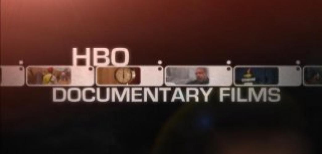 HBO Documentary Films next episode air date poster
