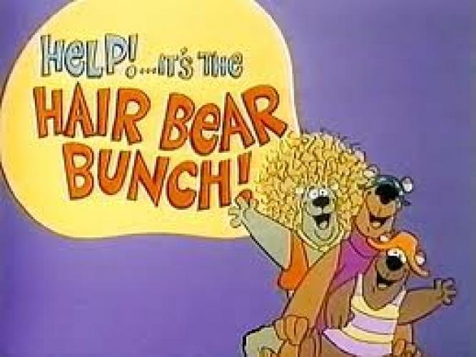 Help!... It's the Hair Bear Bunch next episode air date poster