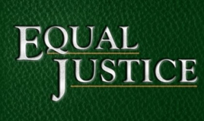 Equal Justice next episode air date poster