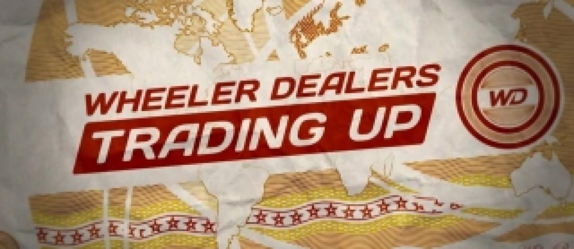 Wheeler Dealers: Trading Up next episode air date poster