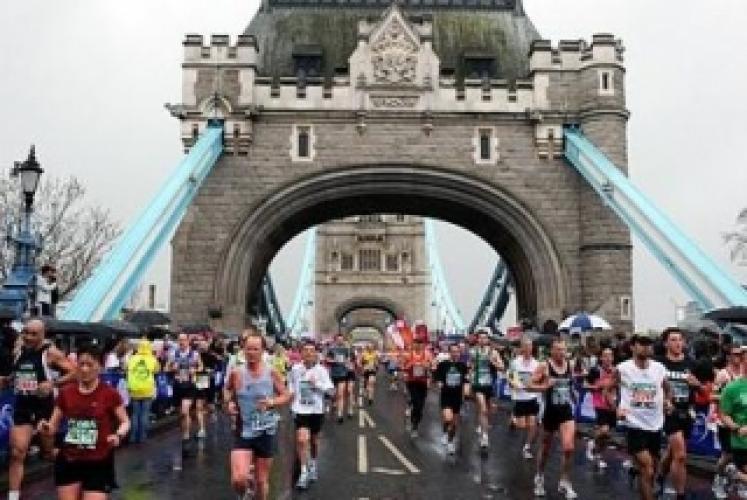London Marathon next episode air date poster