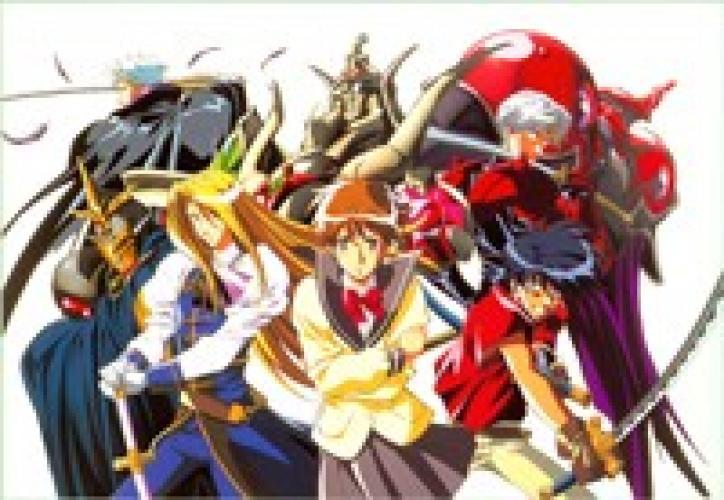 Vision of Escaflowne next episode air date poster