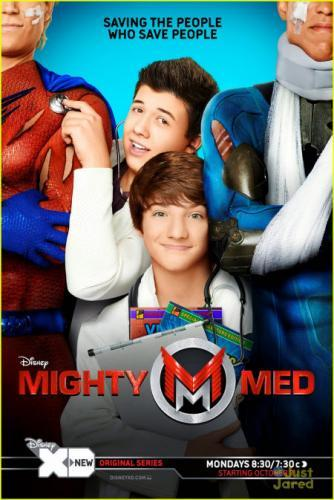 Mighty Med next episode air date poster