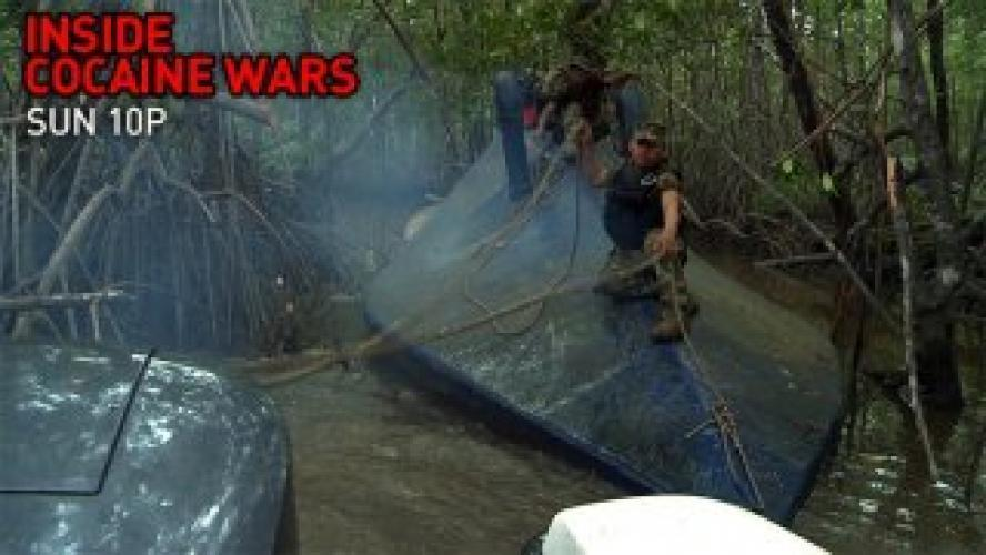 Inside Cocaine Wars next episode air date poster