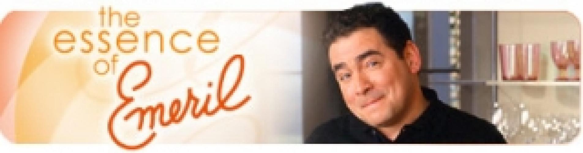 Essence of Emeril next episode air date poster