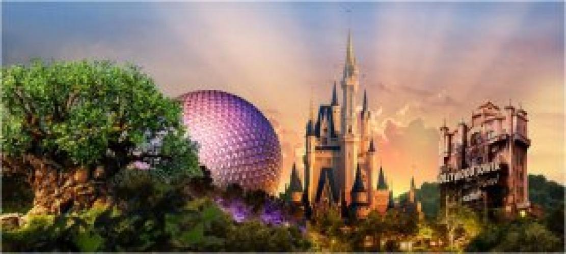 Walt Disney World next episode air date poster