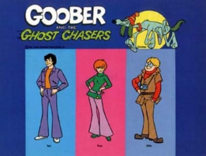 Goober and the Ghost-Chasers next episode air date poster