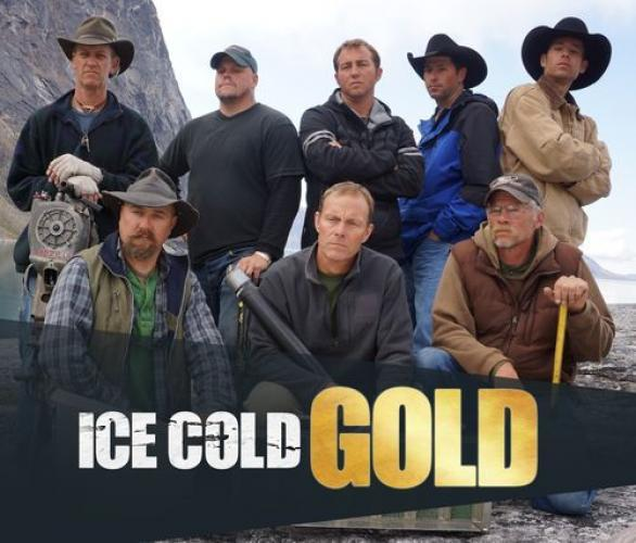 Ice Cold Gold next episode air date poster