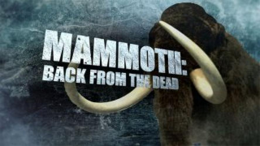 Mammoth: Back from the Dead next episode air date poster