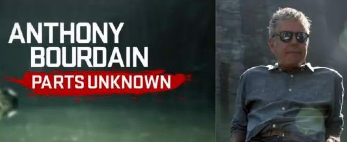 Anthony Bourdain: Parts Unknown next episode air date poster