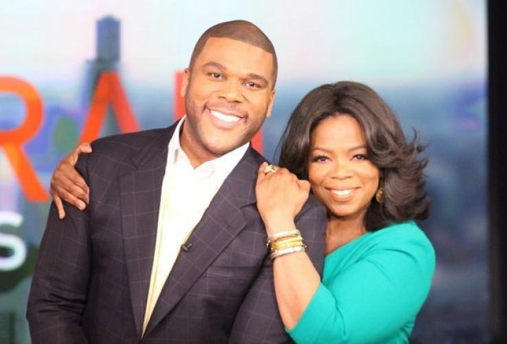 Tyler Perry Comes to OWN: Behind the Scenes next episode air date poster