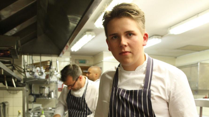 Britain's Youngest Head Chef next episode air date poster