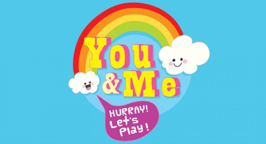 You & Me: Hooray for Play next episode air date poster