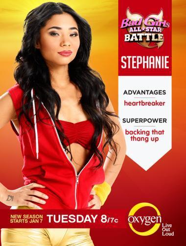 Bad Girls All Star Battle next episode air date poster