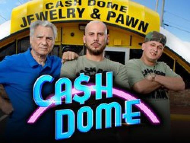 Cash Dome next episode air date poster