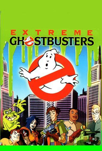 Extreme Ghostbusters next episode air date poster