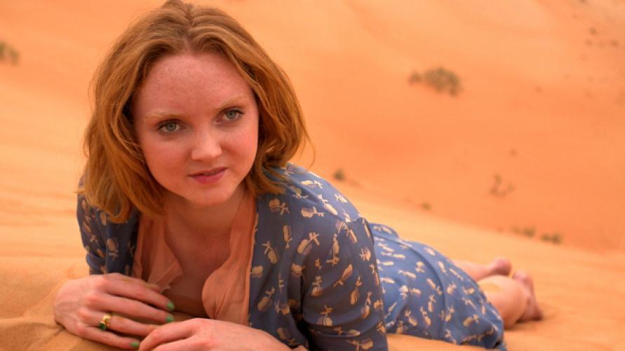 Lily Cole's Art Matters next episode air date poster