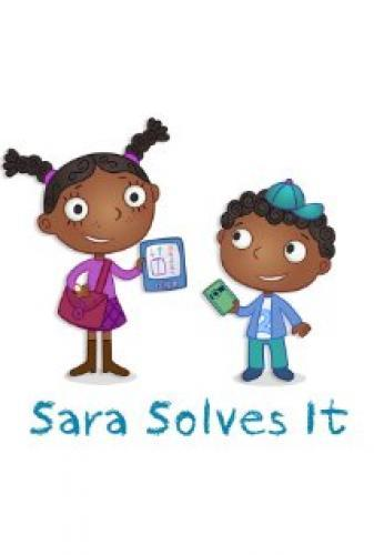Sara Solves It next episode air date poster