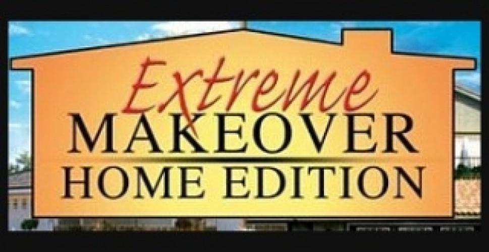 Extreme Makeover: Home Edition next episode air date poster