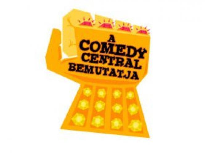 A Comedy Central bemutatja next episode air date poster