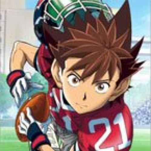Review: eyeshield 21 (volume 7) | an exploring south african.