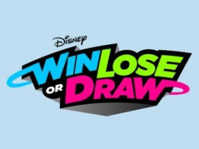 Win, Lose, or Draw (2014) next episode air date poster