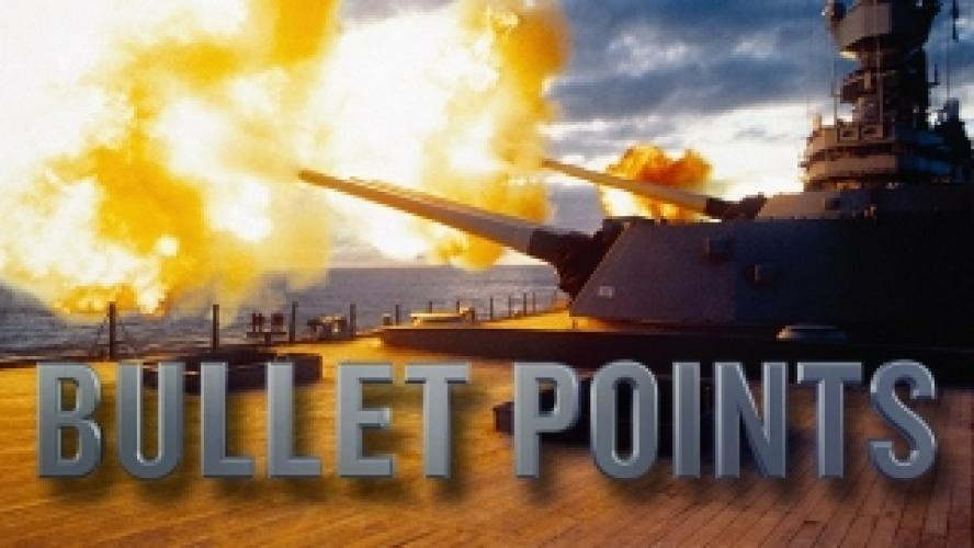 Bullet Points next episode air date poster