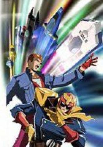 F-Zero Falcon Densetsu next episode air date poster