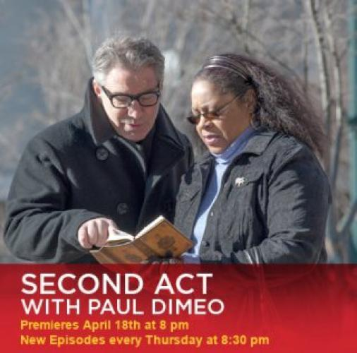 Second Act next episode air date poster