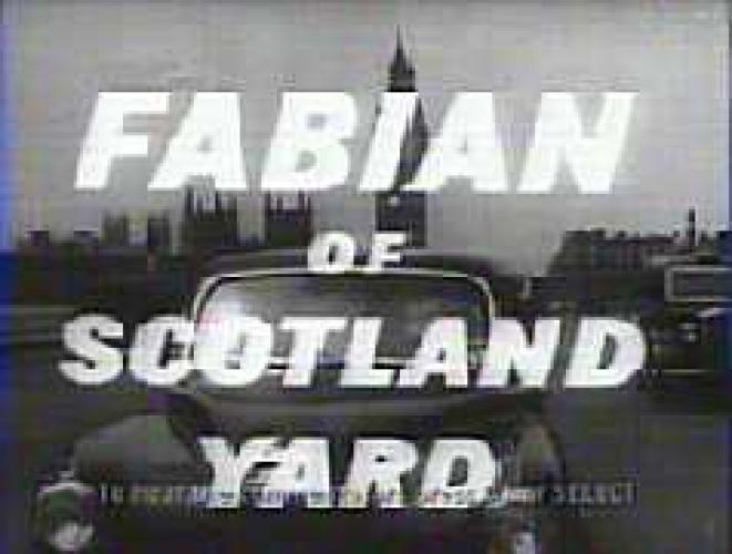 Fabian of the Yard next episode air date poster