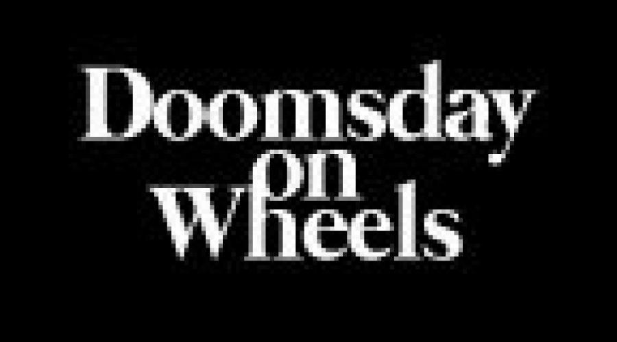 Doomsday on Wheels next episode air date poster