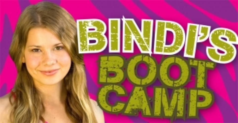 Bindi's Bootcamp next episode air date poster